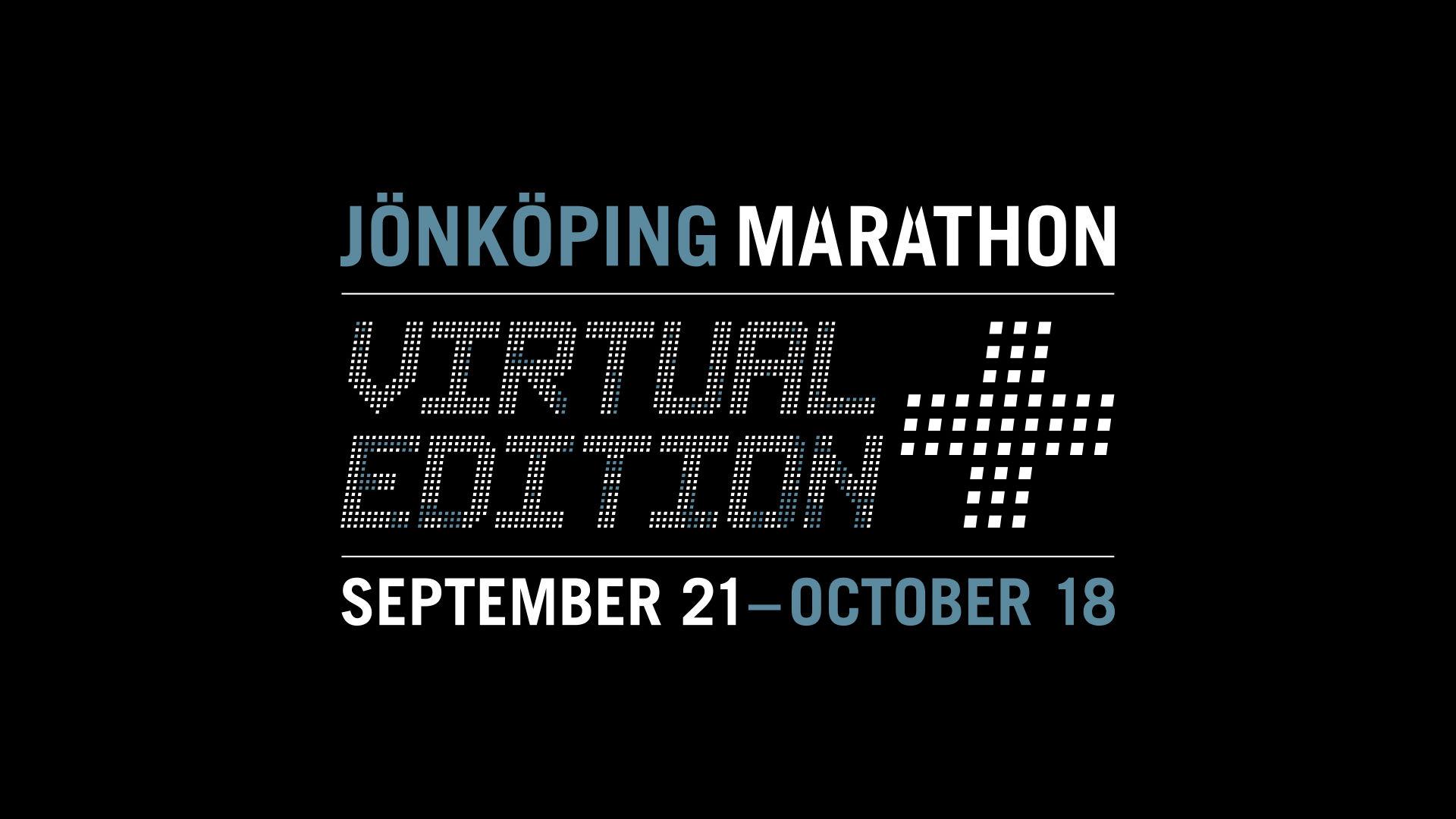 Jönköping Marathon Virtual Edition+