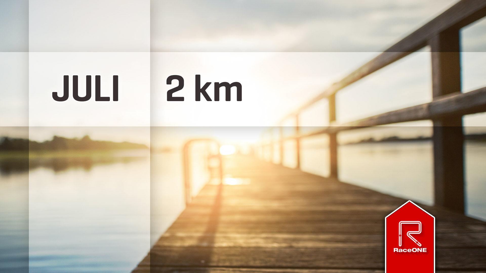 RaceONE - Juli 2km