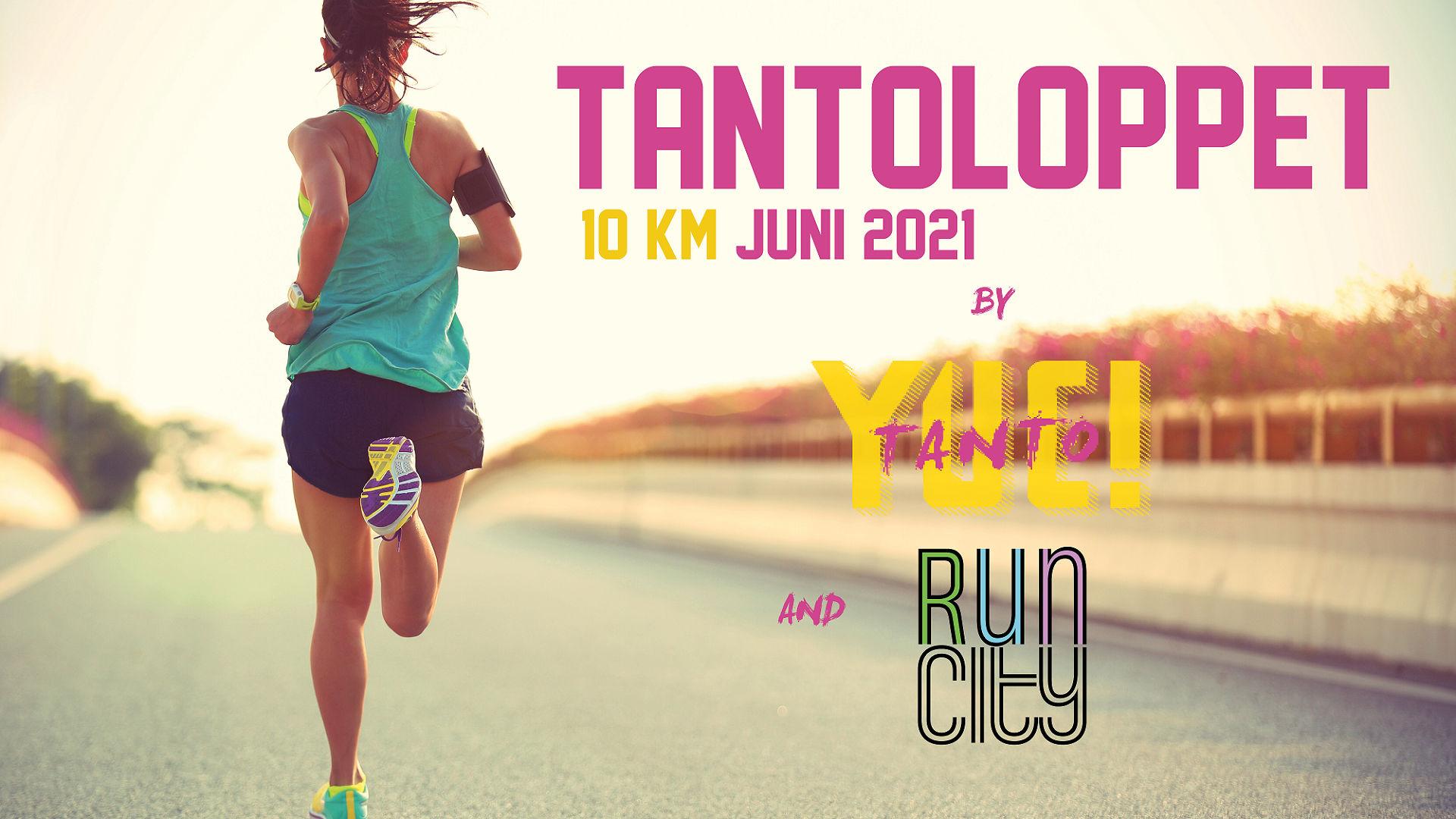 Tantoloppet - JUNI - Södermalm Runt