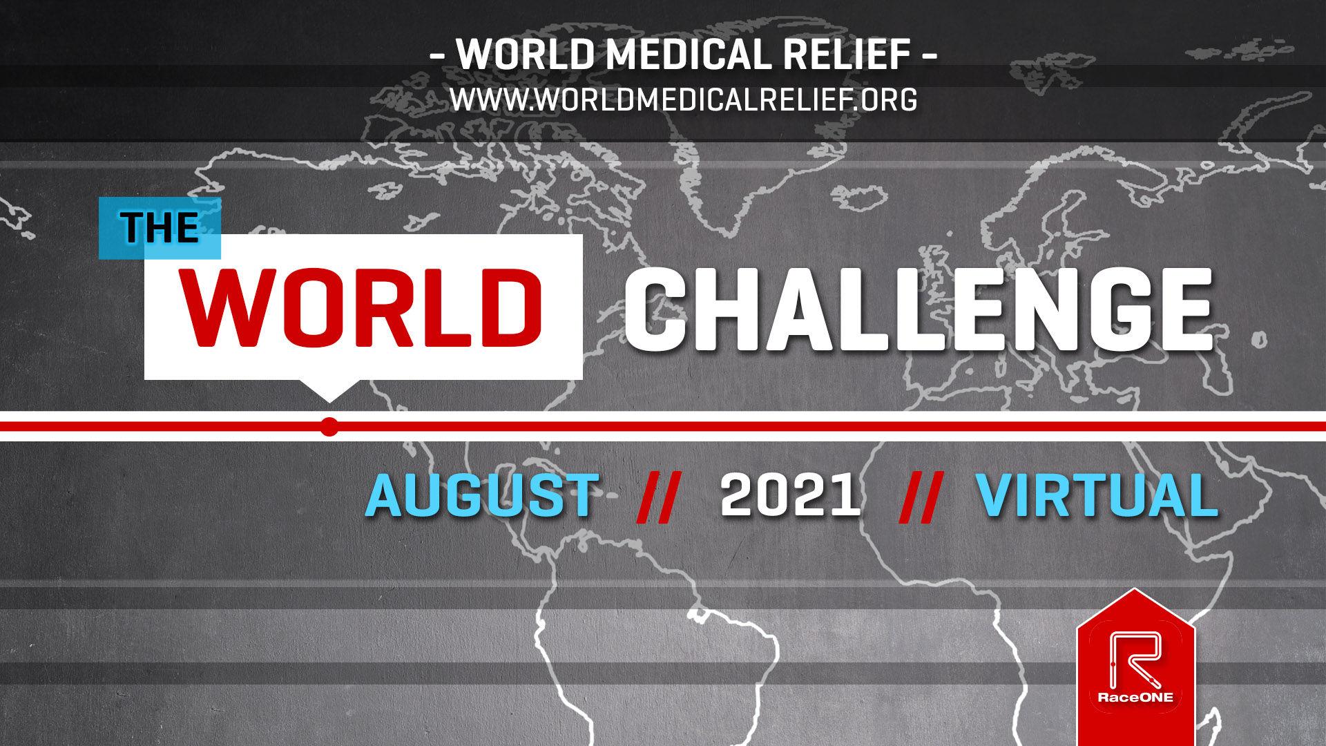 World Virtual Challenge 5k August 2021
