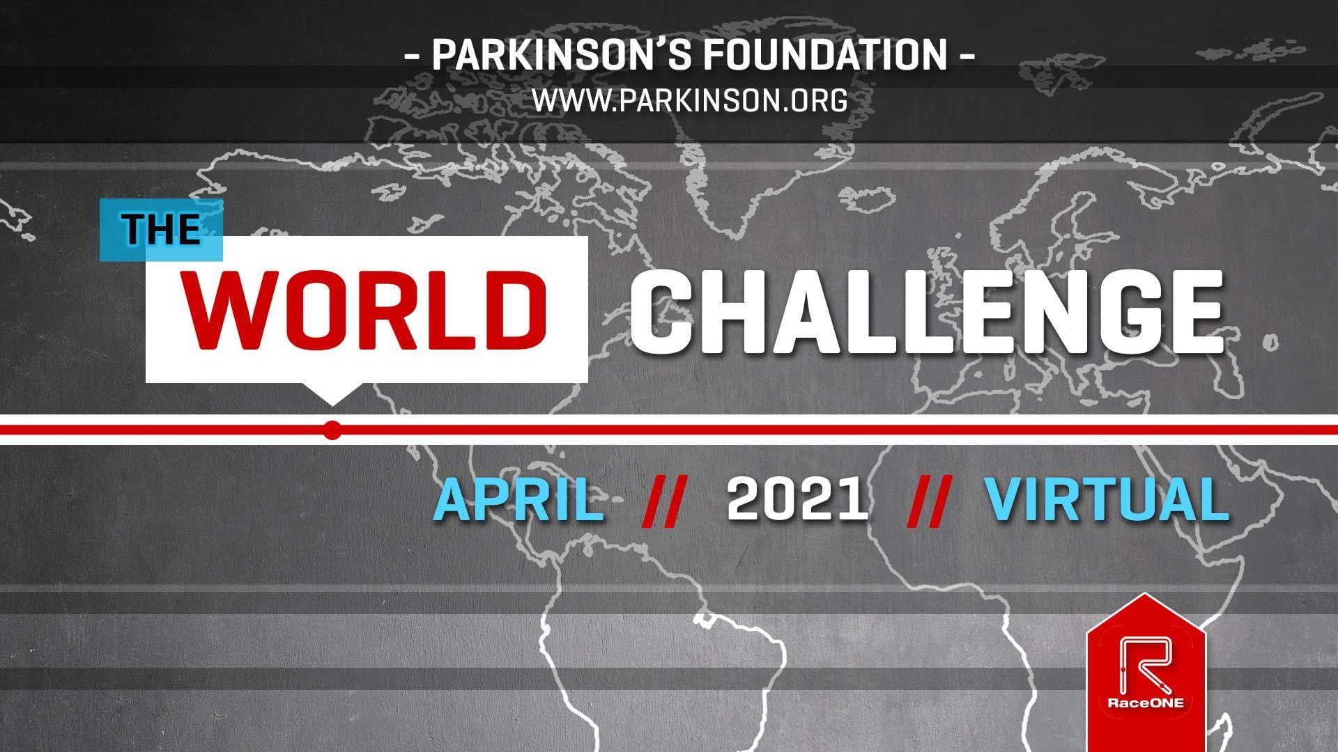 World Virtual Challenge 5k Apr 2021