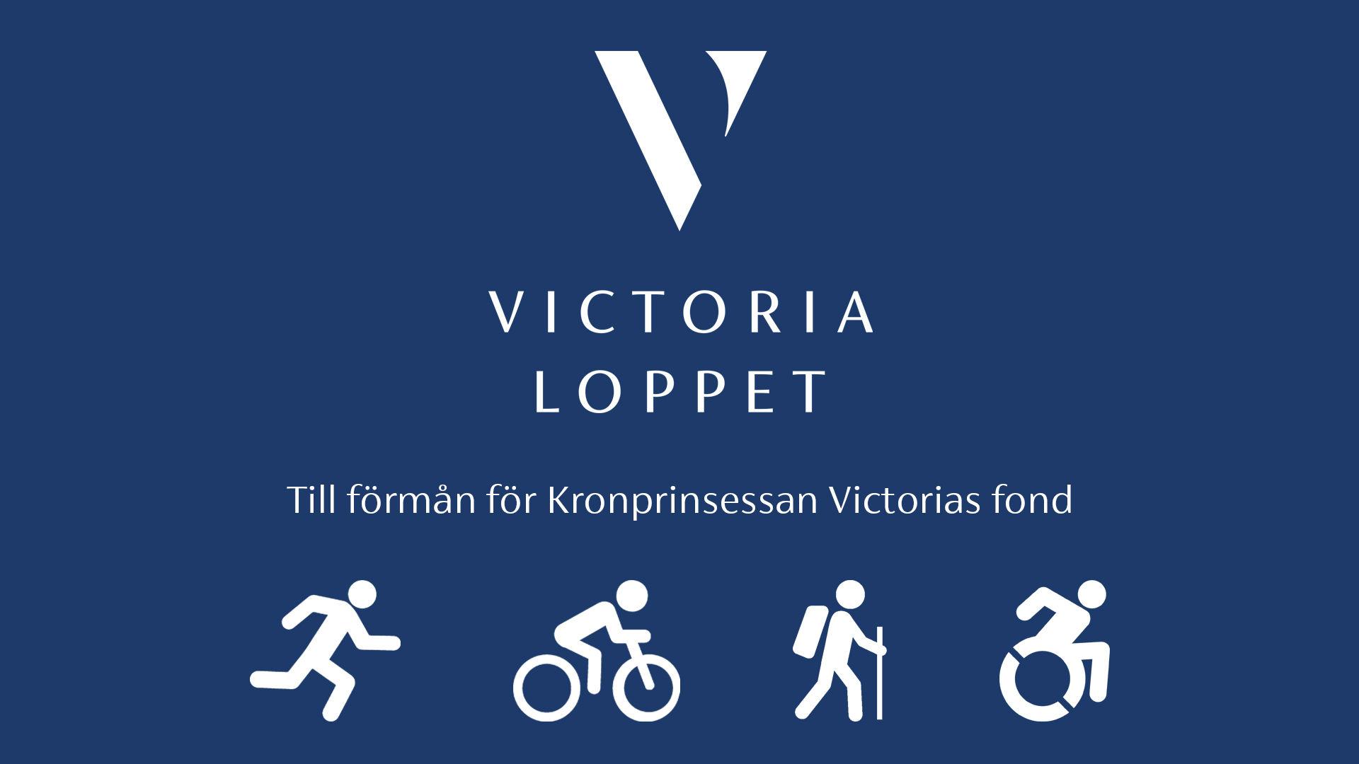 Victorialoppet löpning/vandring 2 km