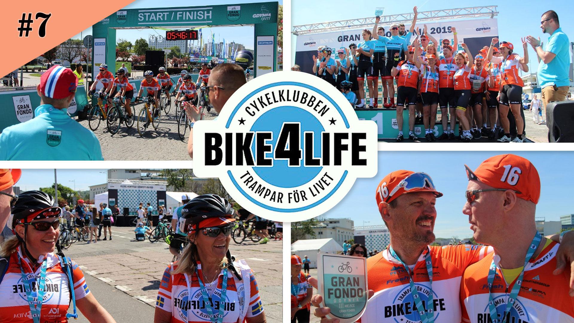 Bike4Life etapp 7