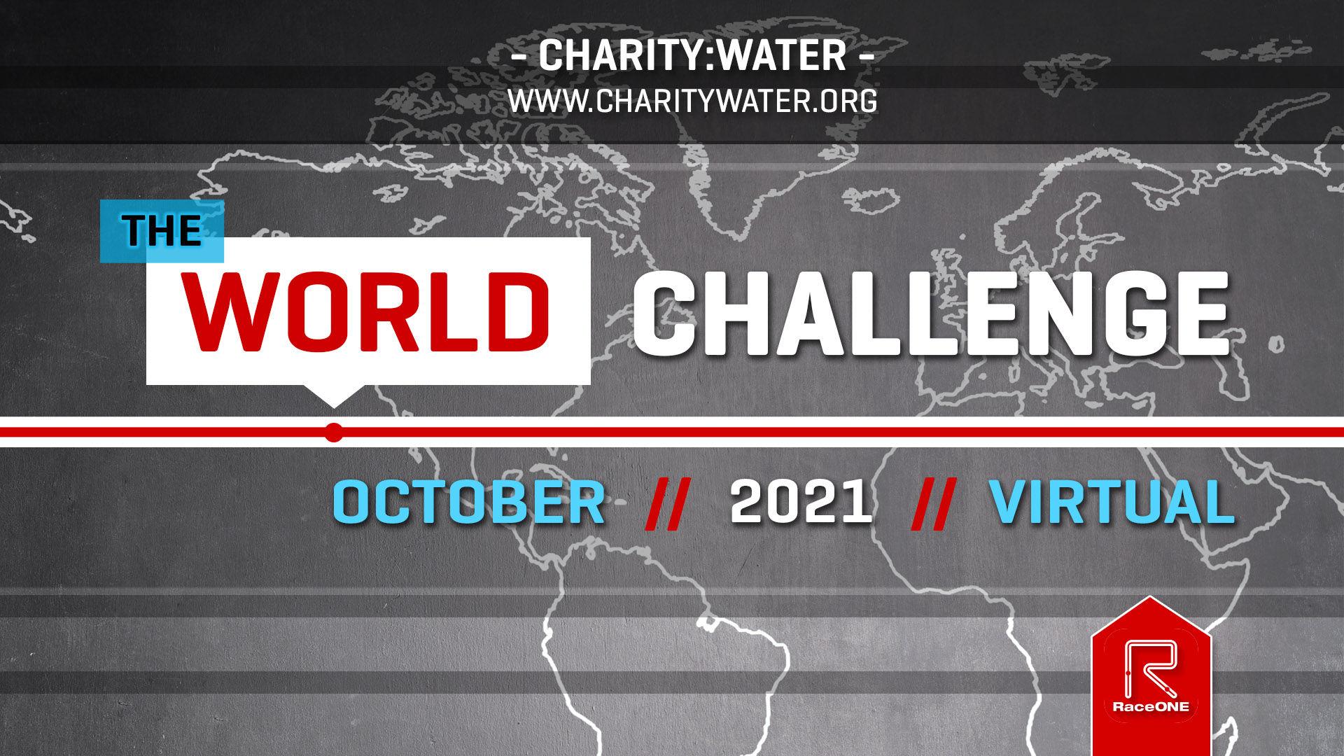 World Virtual Challenge 5k October 2021