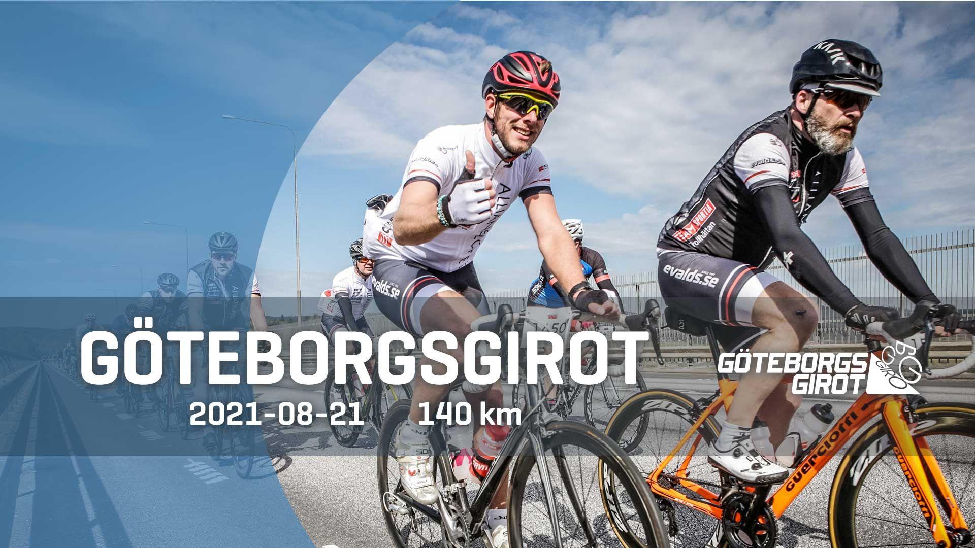 Göteborgsgirot 140km