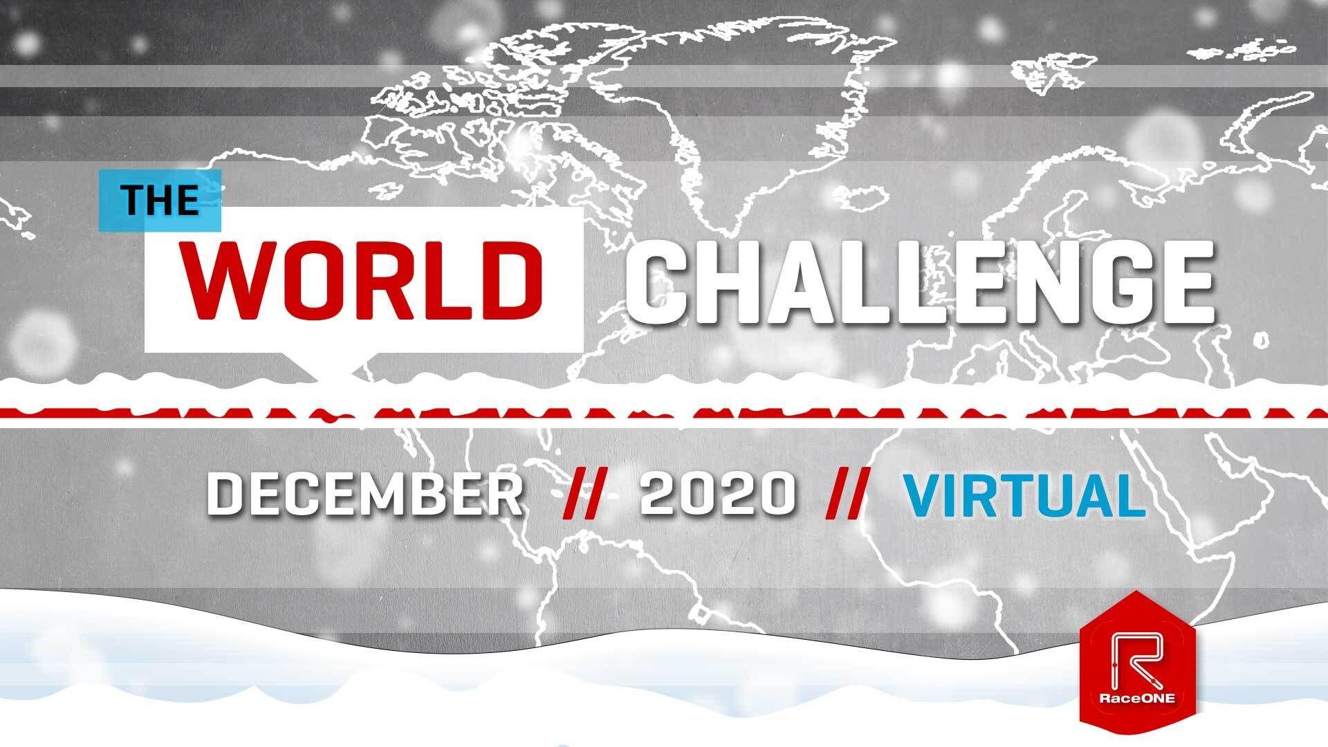 World Virtual Challenge 5k Dec 2020
