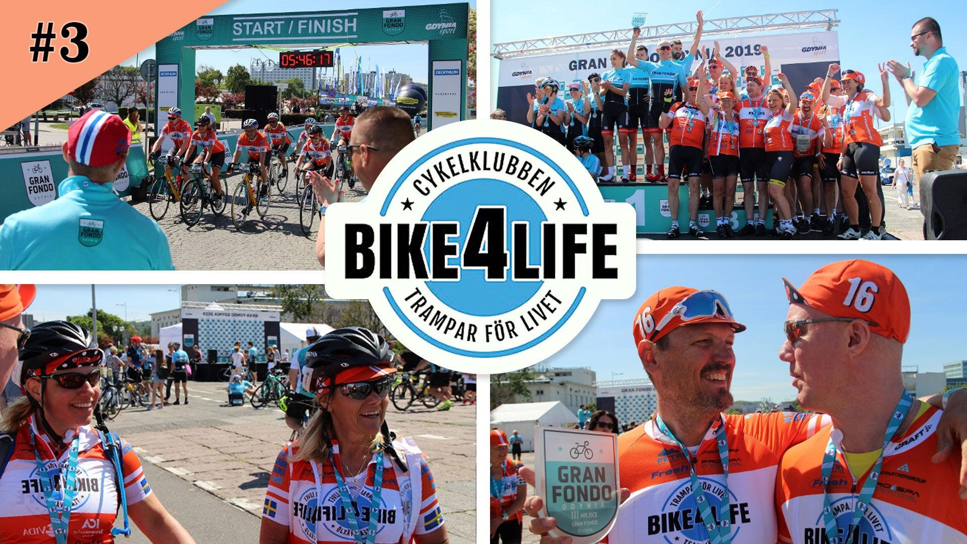 Bike4Life etapp 3