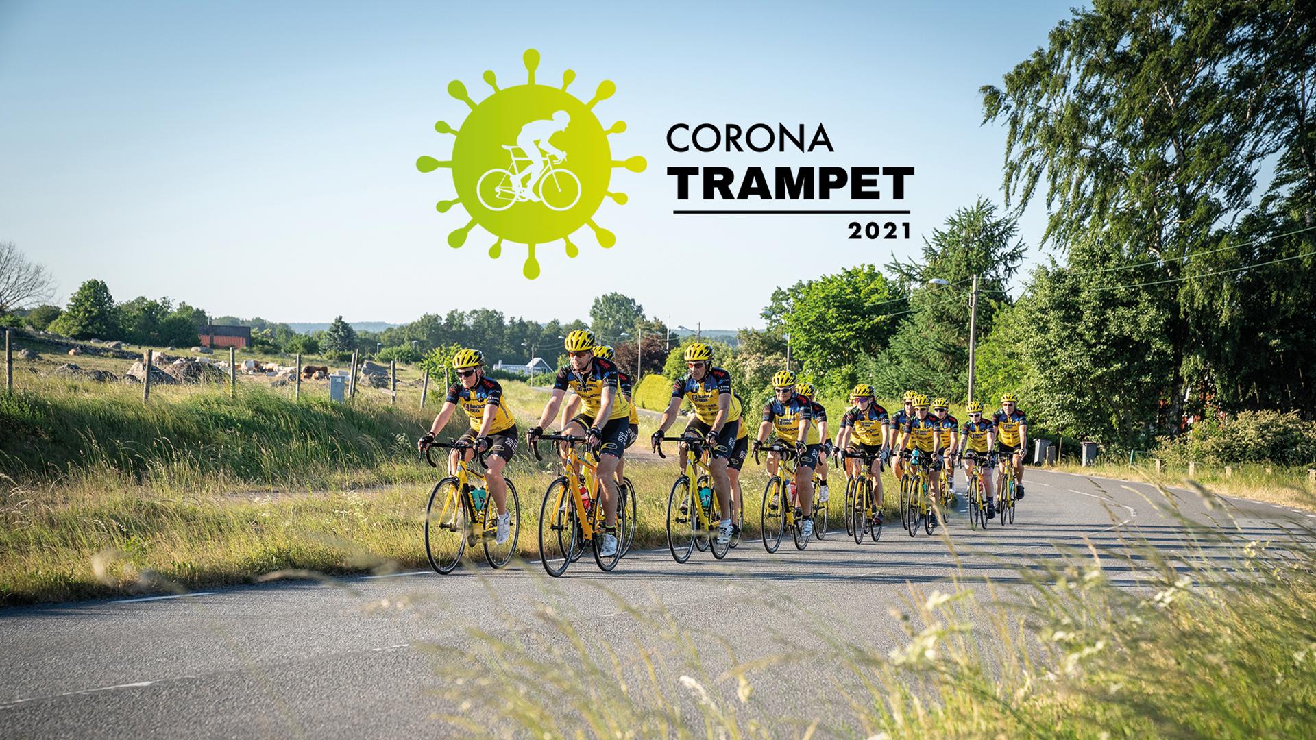 Coronatrampet - 100km