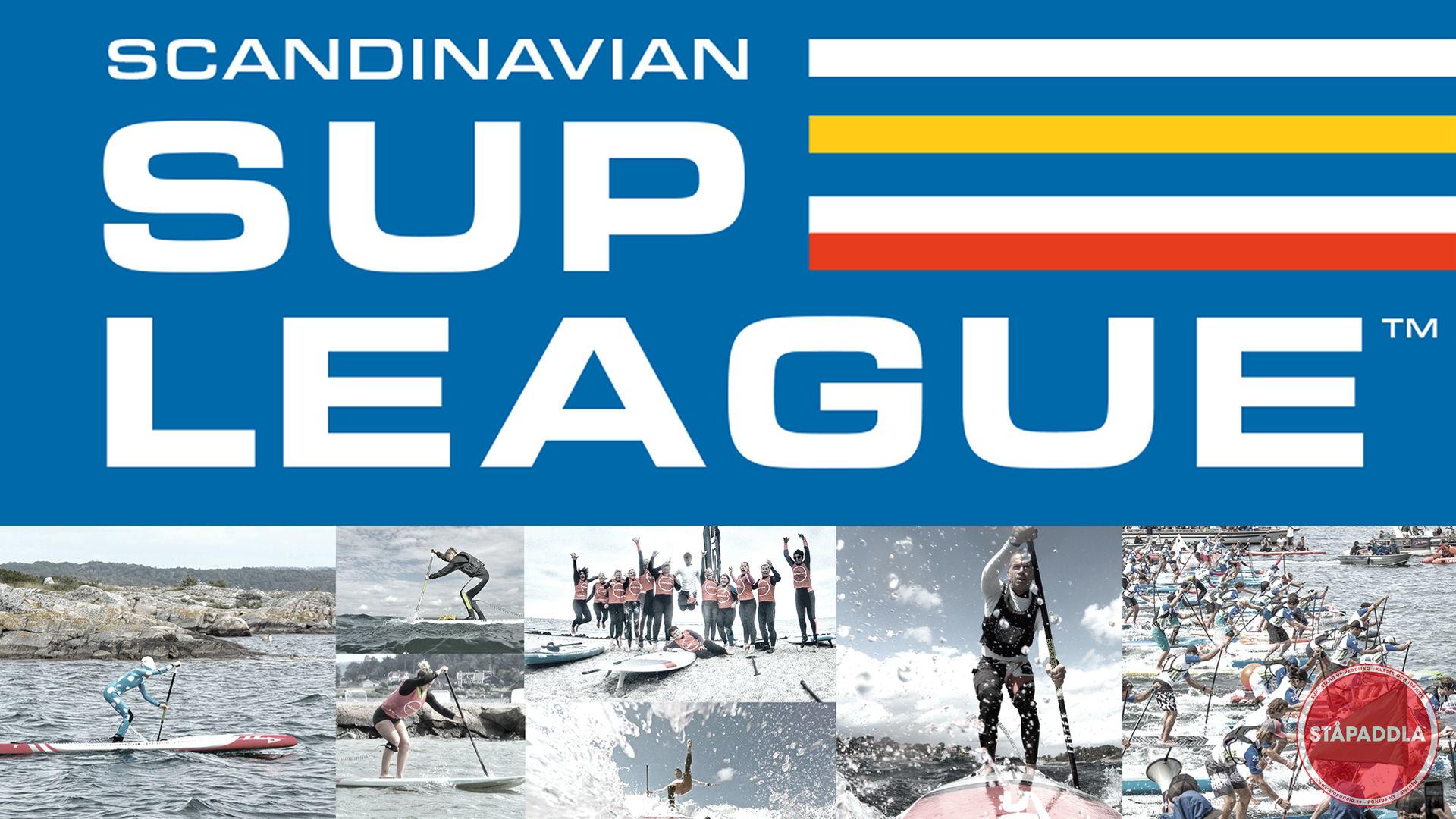 Race 5 / SCANDINAVIAN SUP LEAGUE
