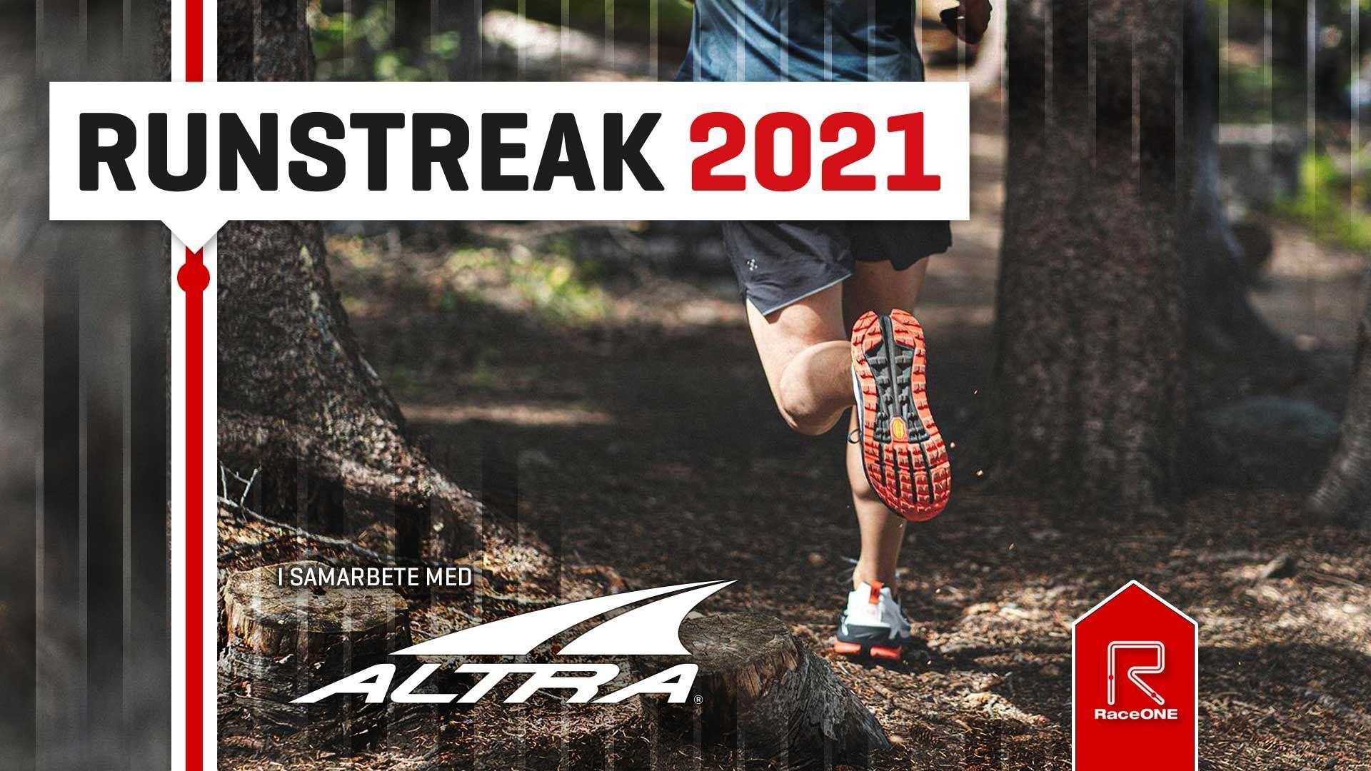 Altra Runstreak #7.22