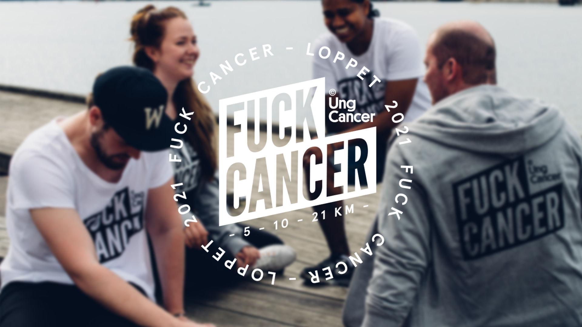 Fuck Cancer-loppet 2021 - 21 KM