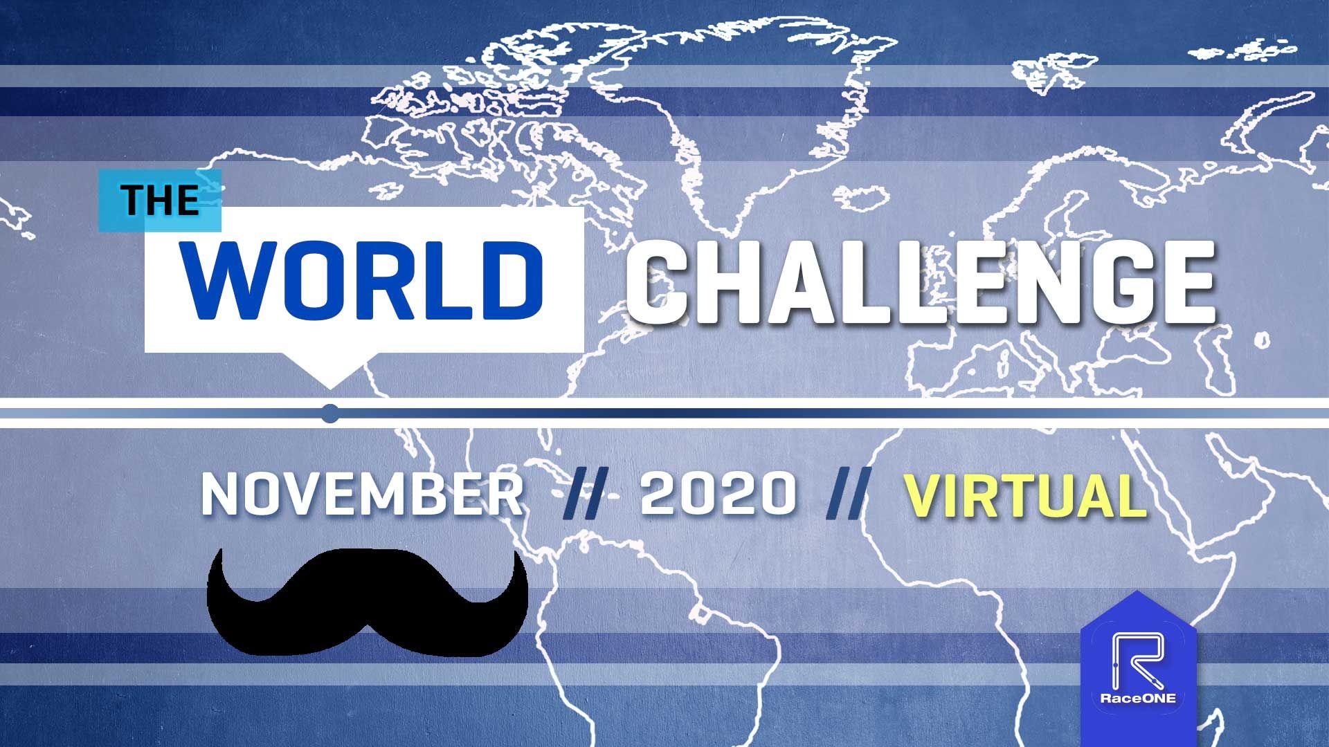 World Virtual Challenge 5k Nov 2020