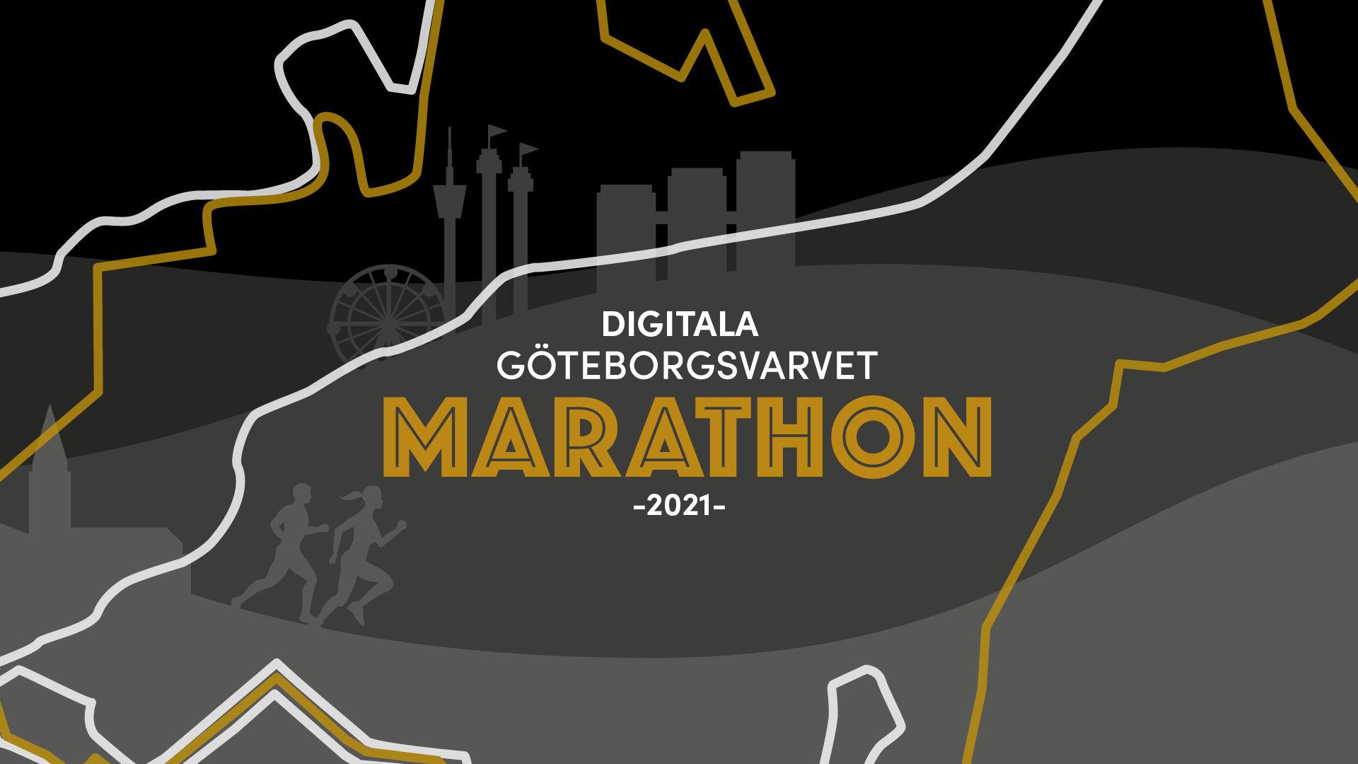 Digitala Göteborgsvarvet Marathon 2021