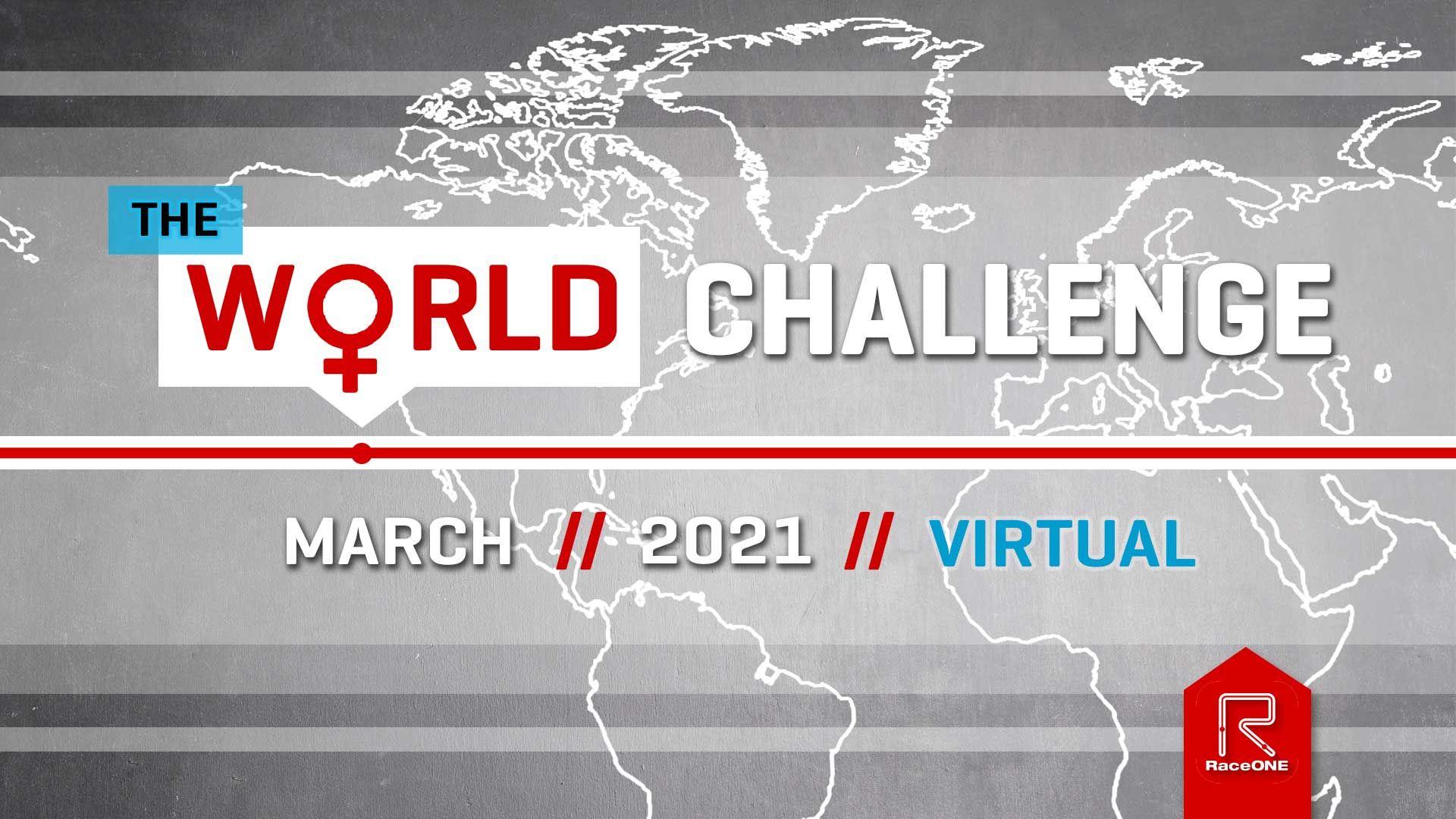World Virtual Challenge 5k Mar 2021