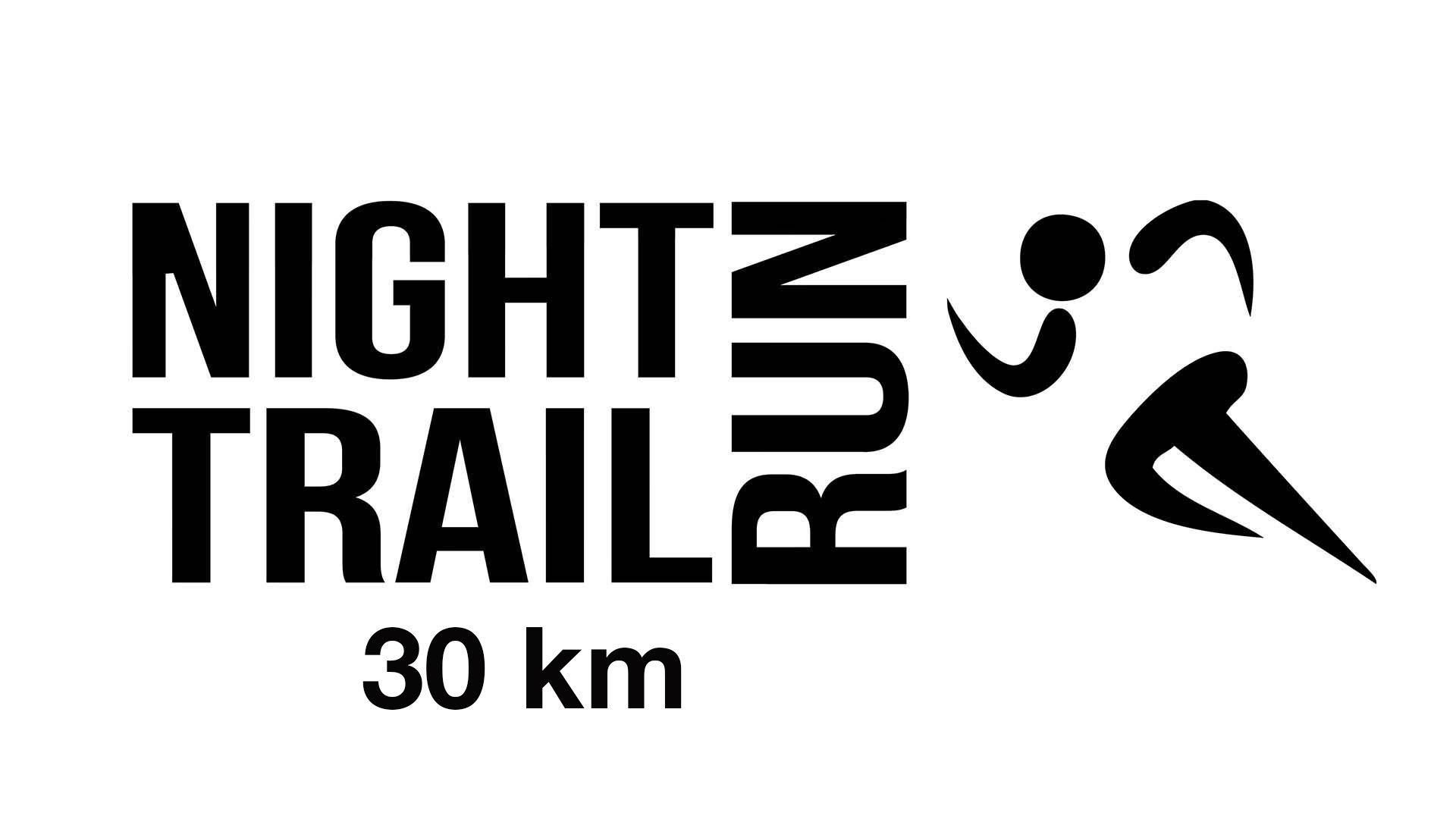 Night Trail Run 30 km