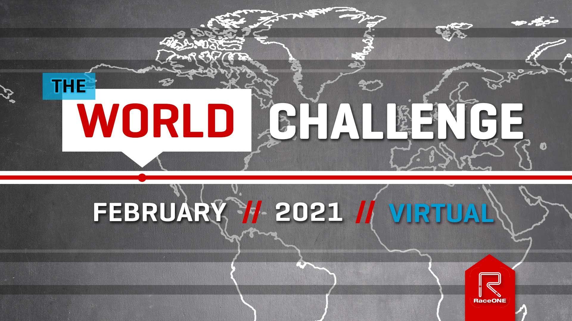 World Virtual Challenge 5k Feb 2021