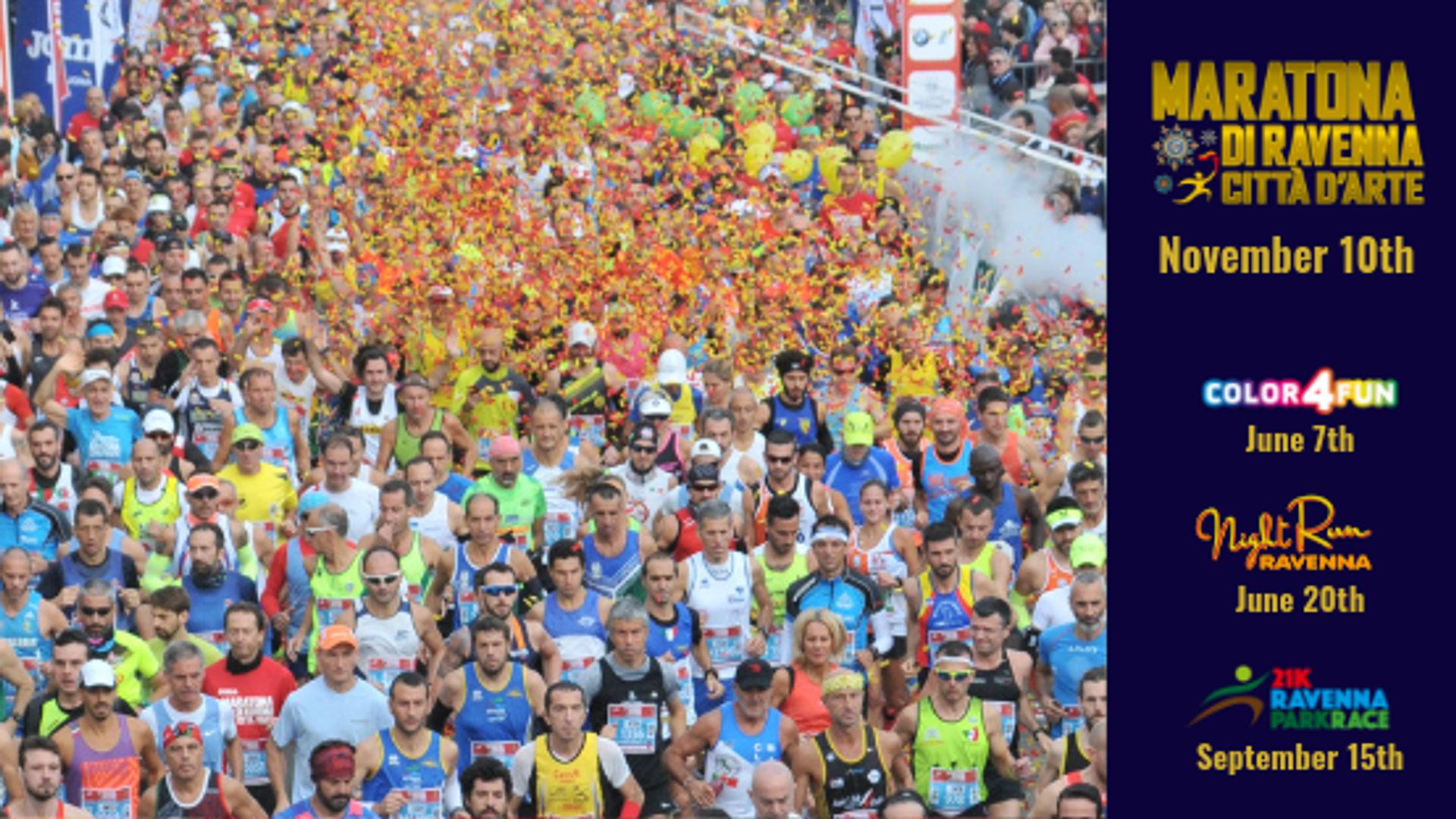 Mezza Maratona di Ravenna 21km