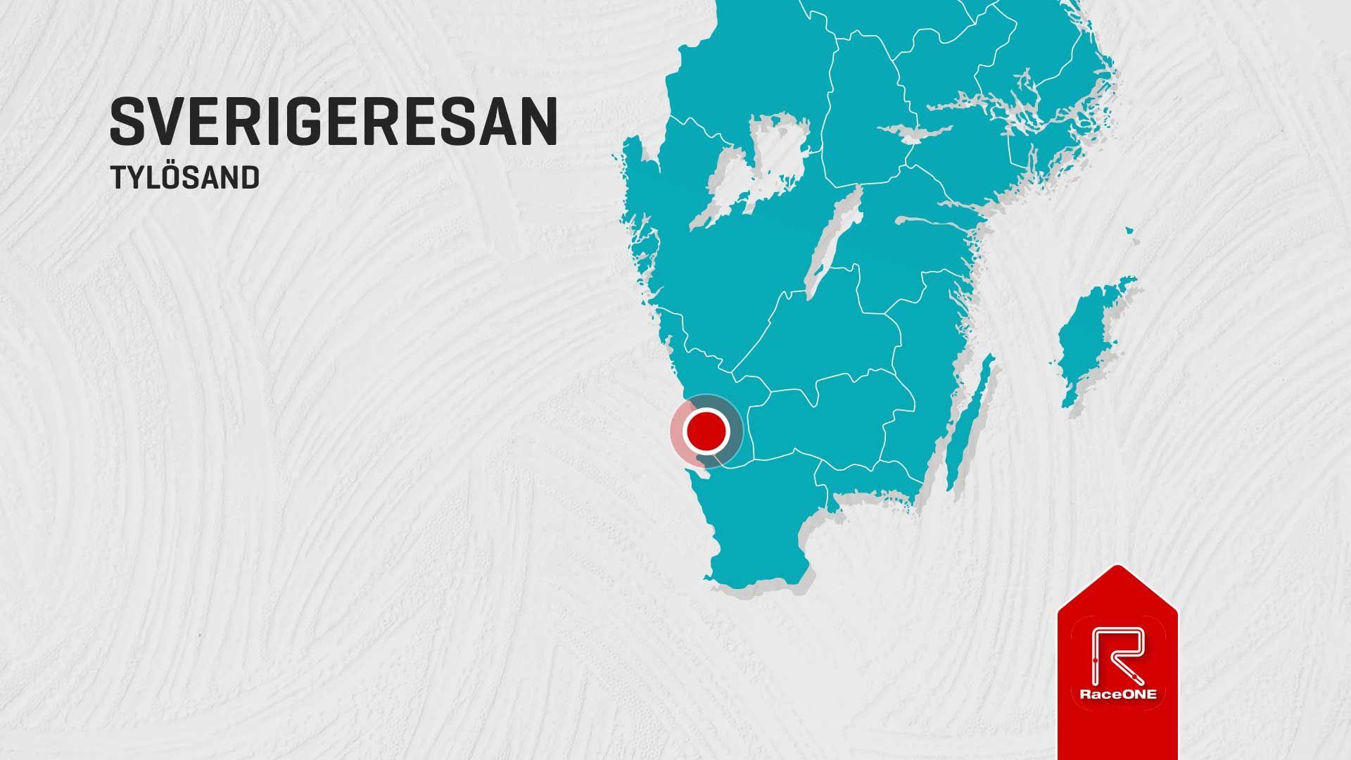 Nr 9 - Tylösand Sverigeresan