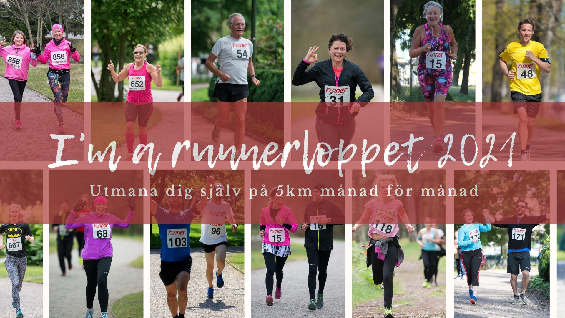 I'm a runnerloppet - Lopp 6 av 6