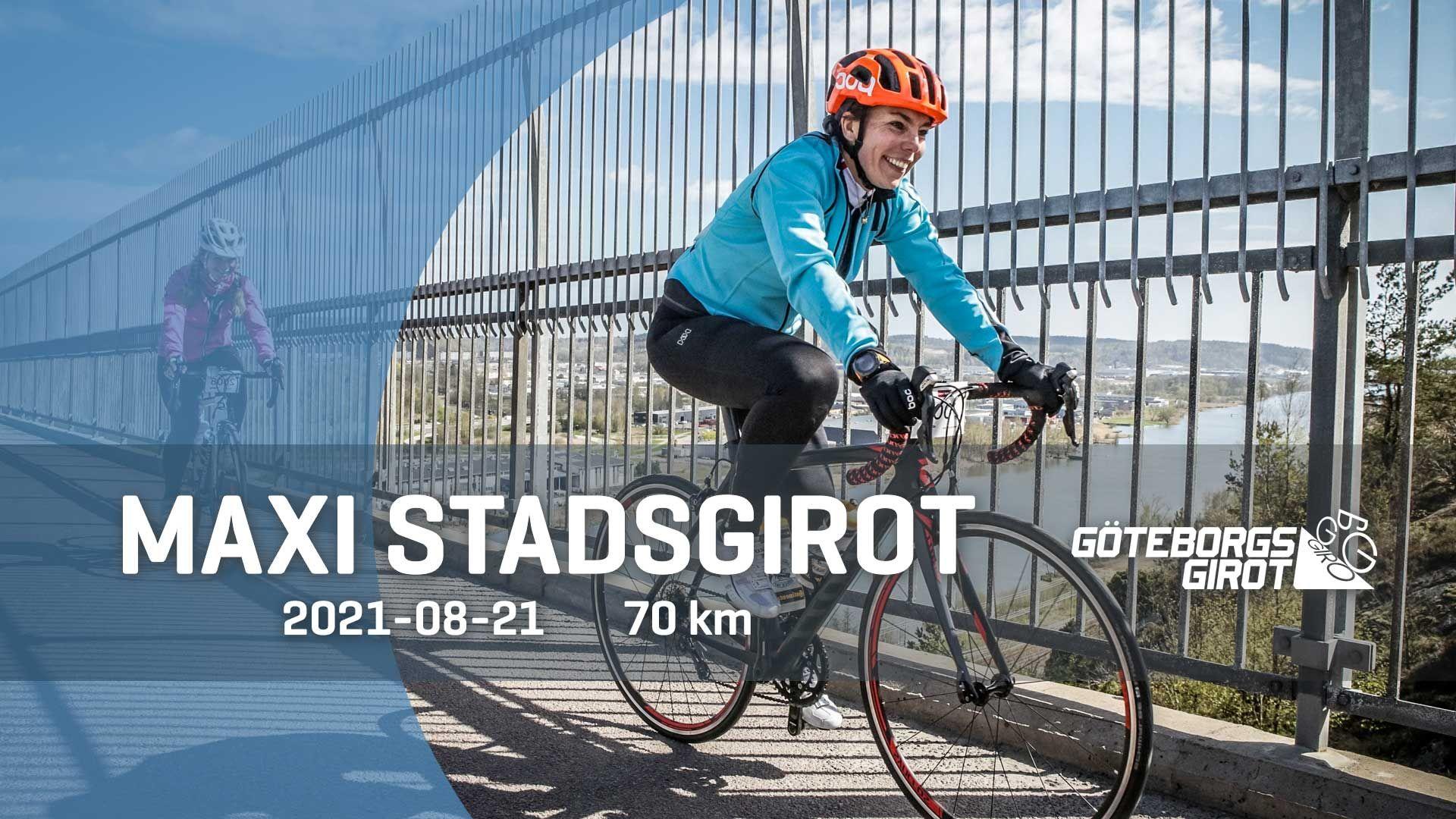 Göteborgsgirot (MAXI Stadsgiro 70 km)
