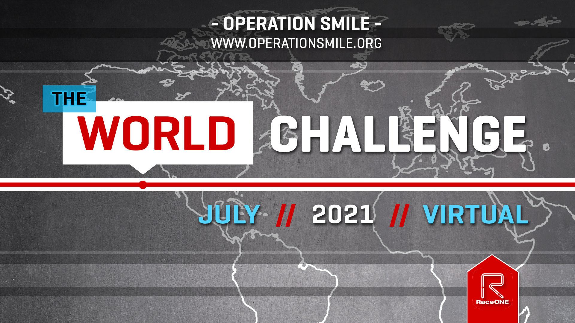 World Virtual Challenge 5k July 2021