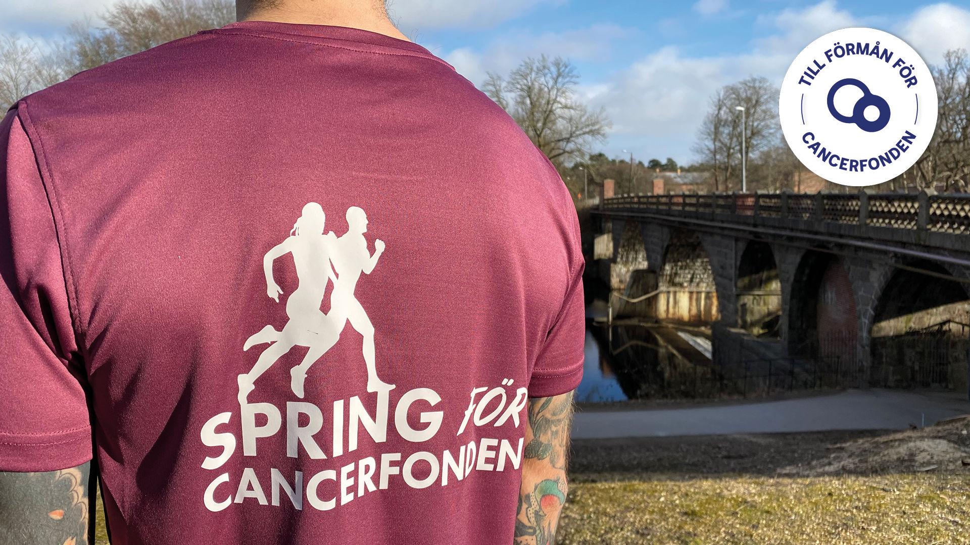 Spring för Cancerfonden 21km