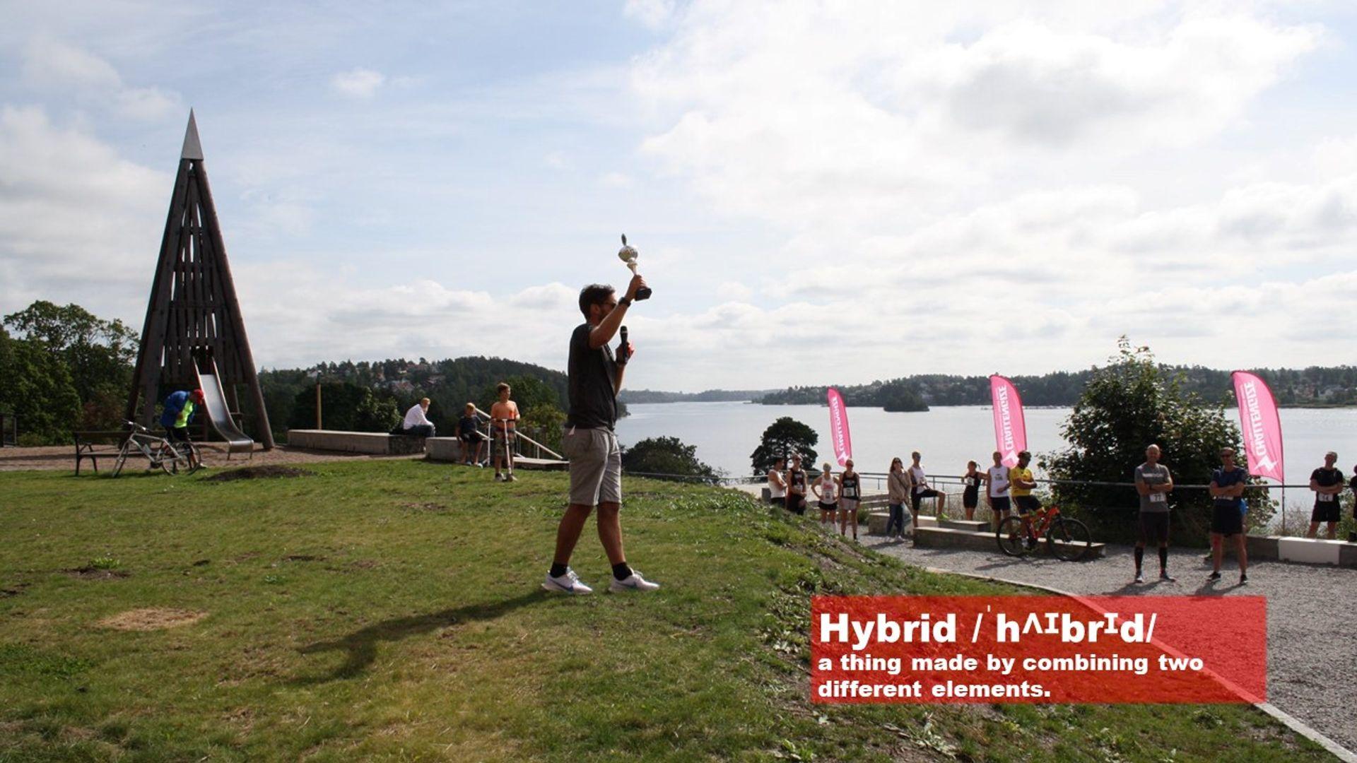 Summer 21km - Hybrid - SOLO