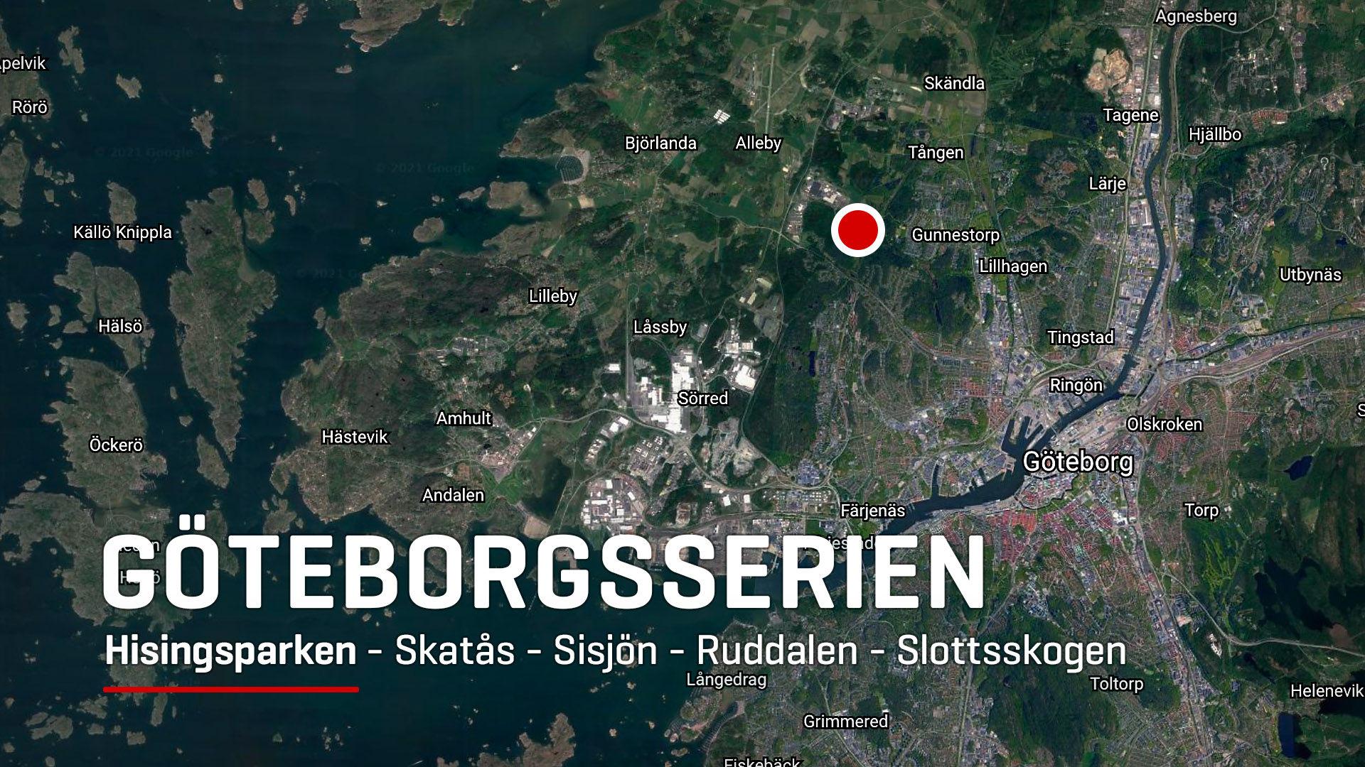 Göteborgsserien - Hisingsparken