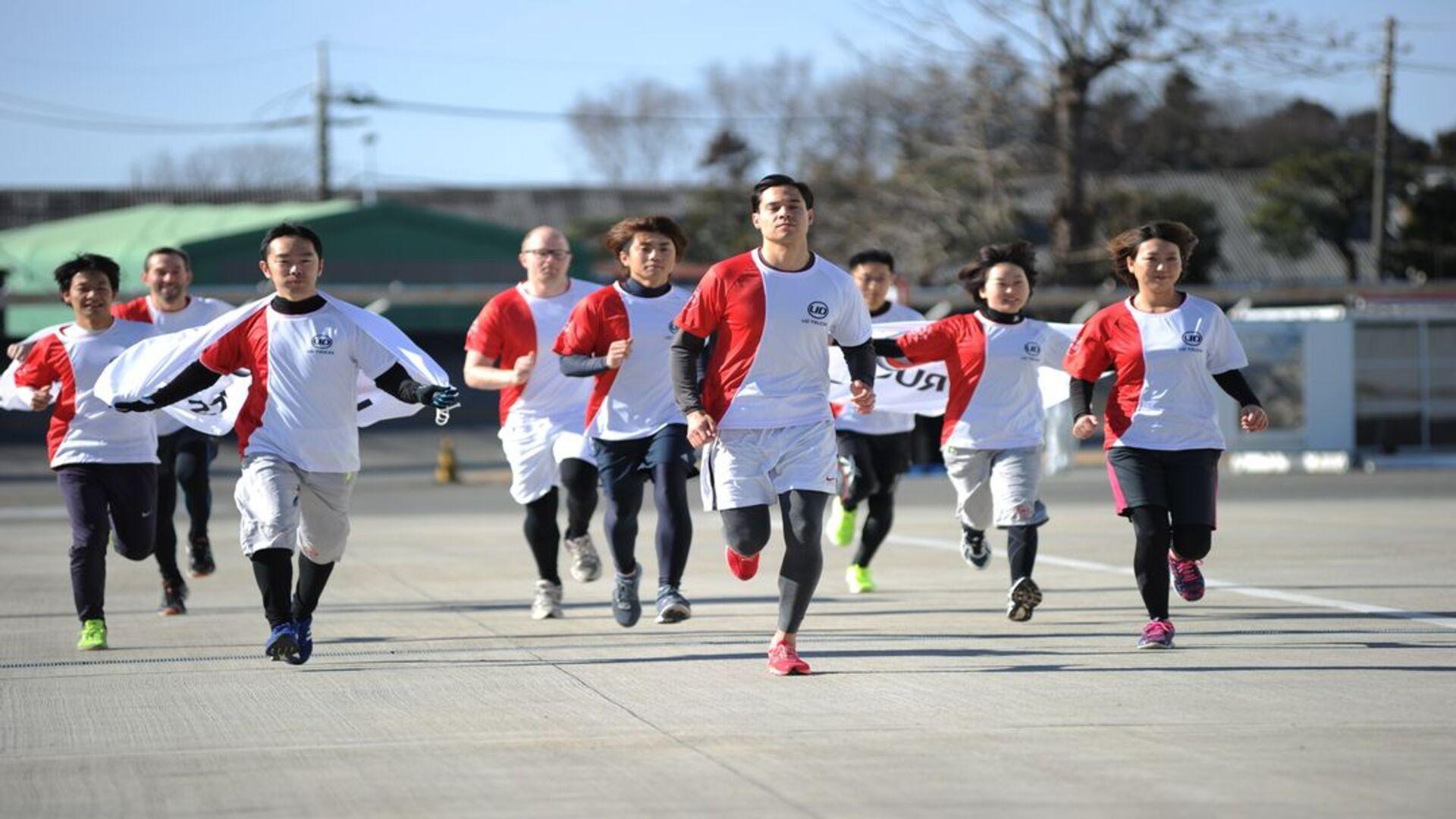March 5km UD Run - UD Virtual Challenger Run 2021
