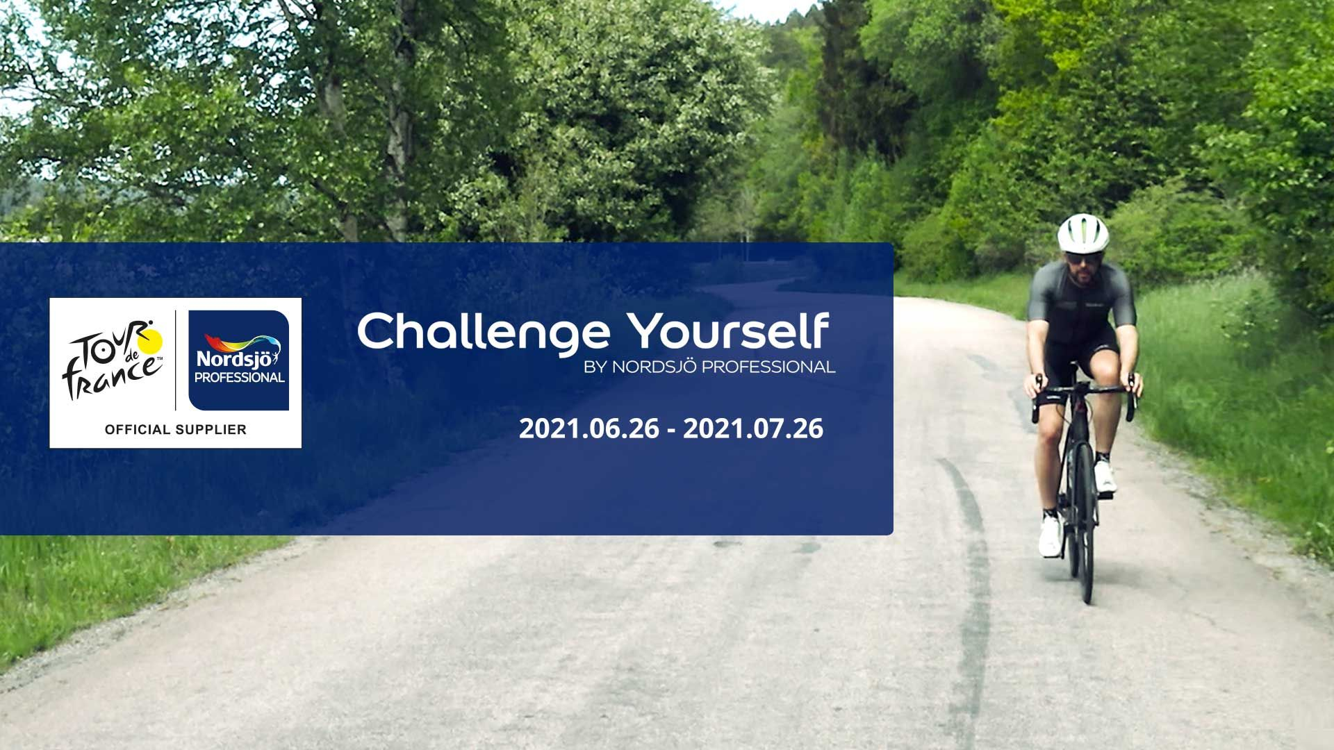 Challenge yourself by Nordsjö Professional